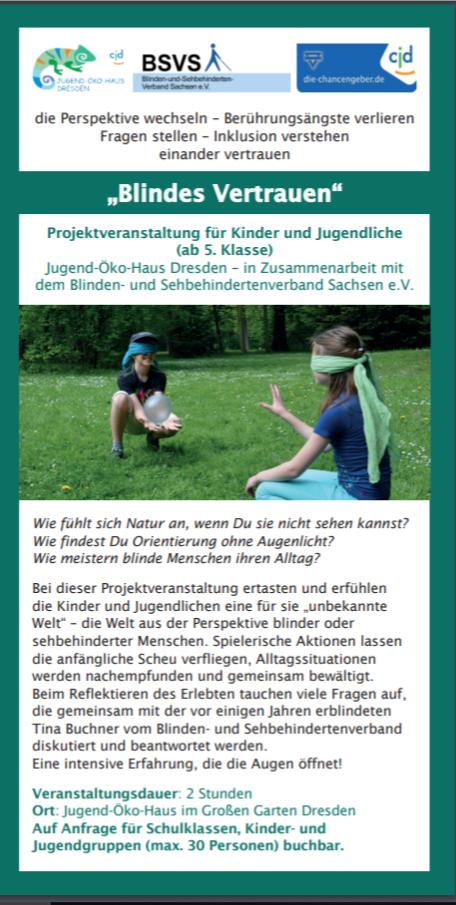 Sensibilisierung Fuer Das Anders Seinde Zeitungsartikel Und Anderes